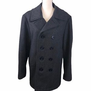 Old Navy | Recycled Wool Peacoat